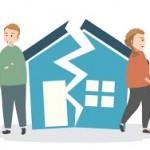 Rachat de crédit immobilier en cas de divorce