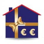 Une donation d'un bien sous rachat de crédit immobilier est-elle possible ?