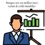Rachat de crédit immobilier : les banques proposant les meilleurs taux